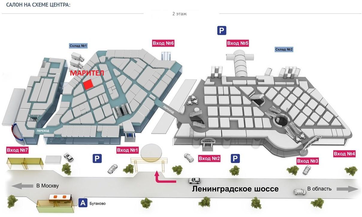 Карта МТК Гранд 1